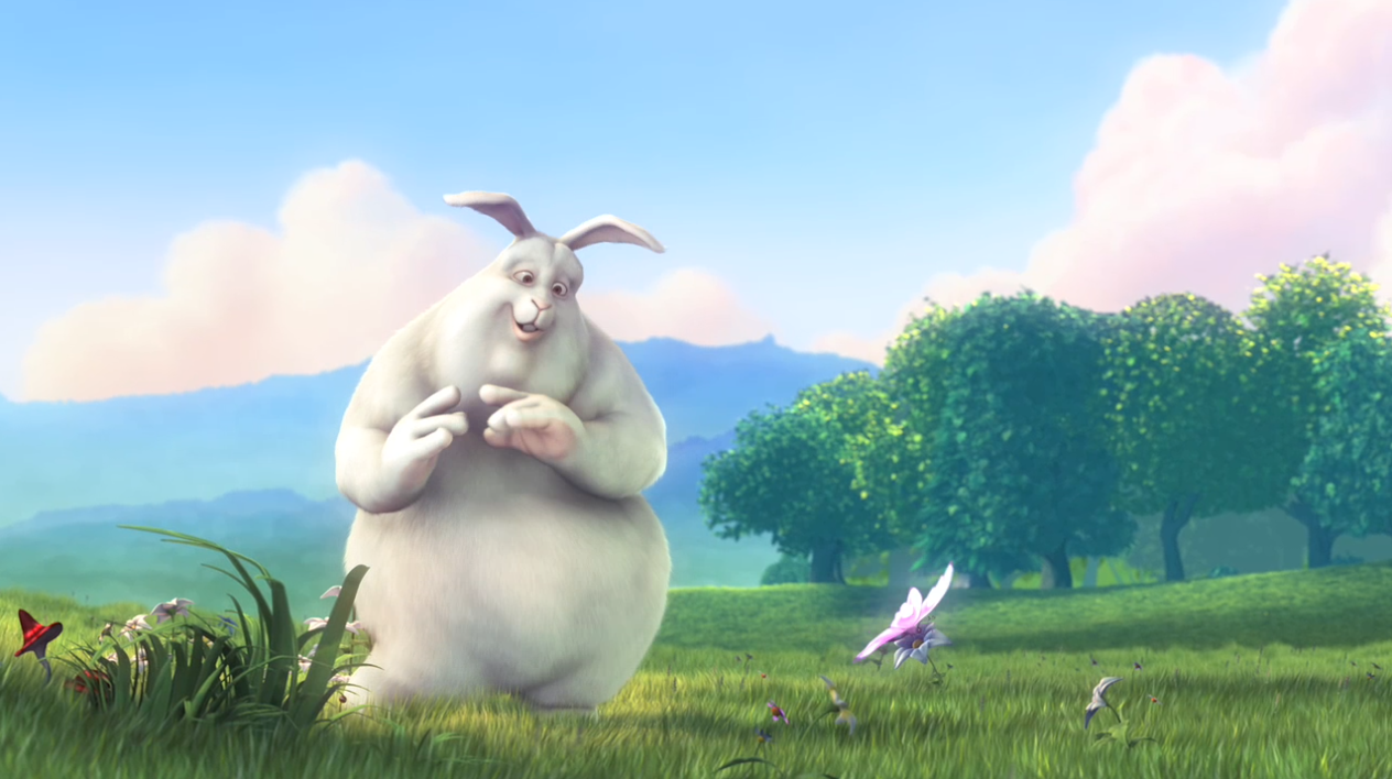 Big Buck Bunny Episode 3