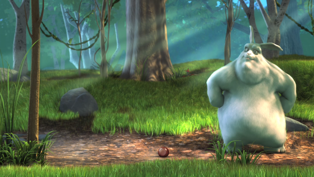 Big Buck Bunny Episode 2