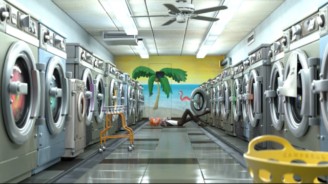 Cosmos Laundromat Episode 4